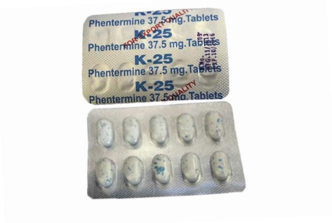 Buy Phentermine Diet Pills Online   Phentermine 37.5 mg tablet